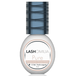 Pure Wimpernkleber | 1-2 Sek. | Transparent | 5ml