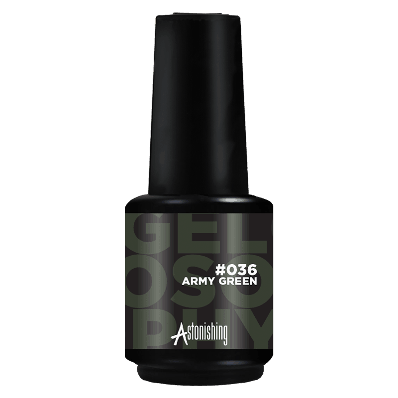 Gelosophy UV Lack #036 Army Green