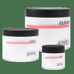 Acryl Pulver Clear