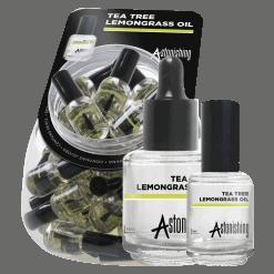Teebaum - Zitronengras Öl