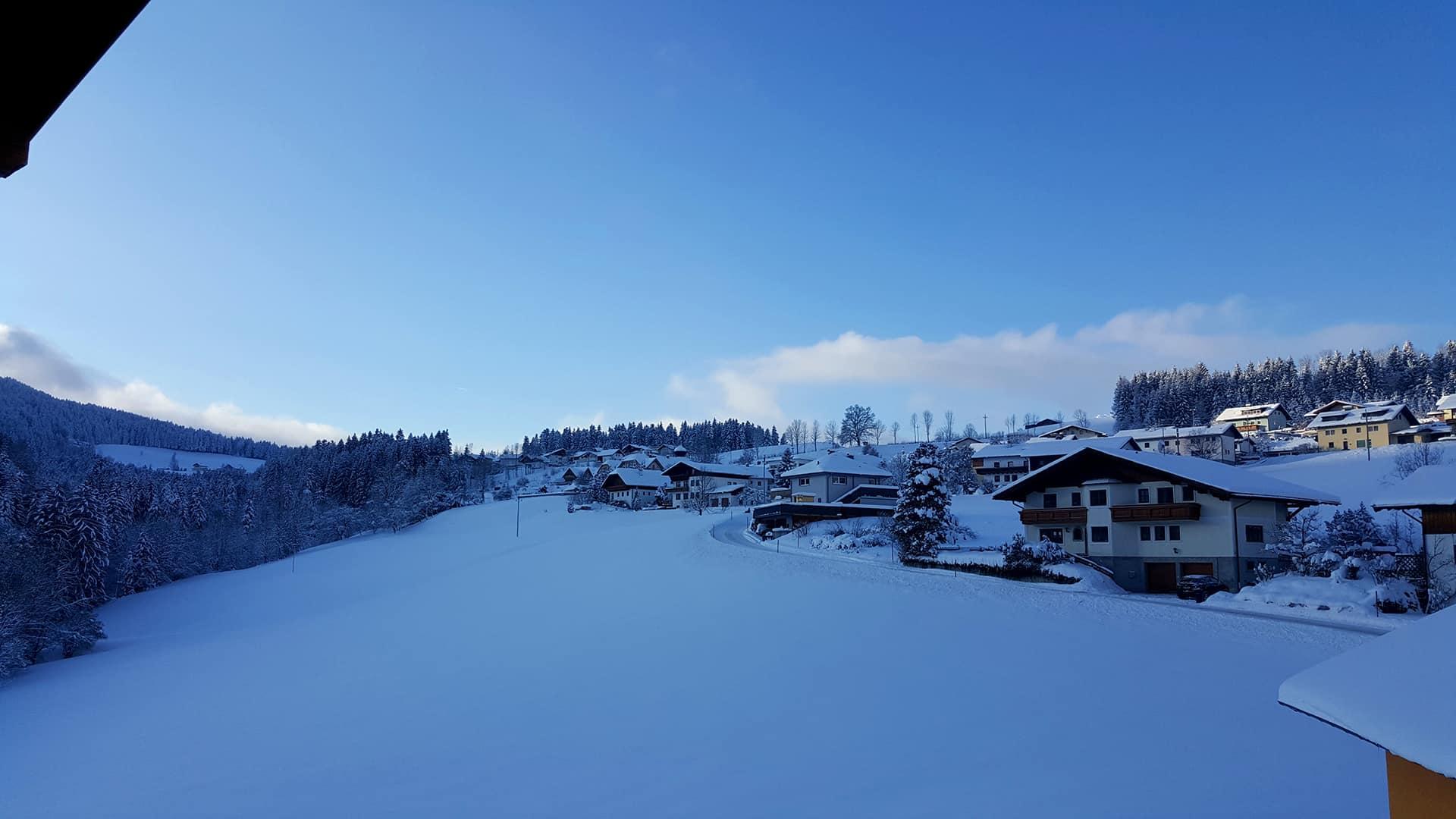 Sankt Koloman Winter