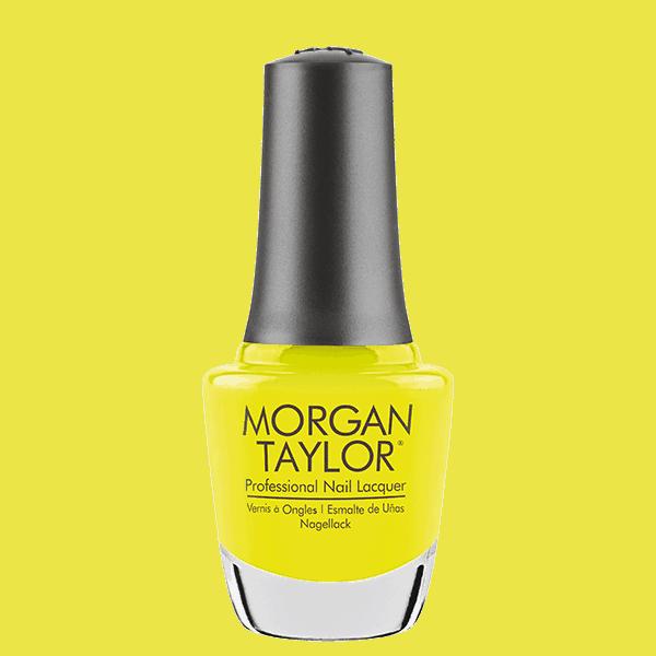 Morgan Taylor 50151 Watt Yel-lookin At