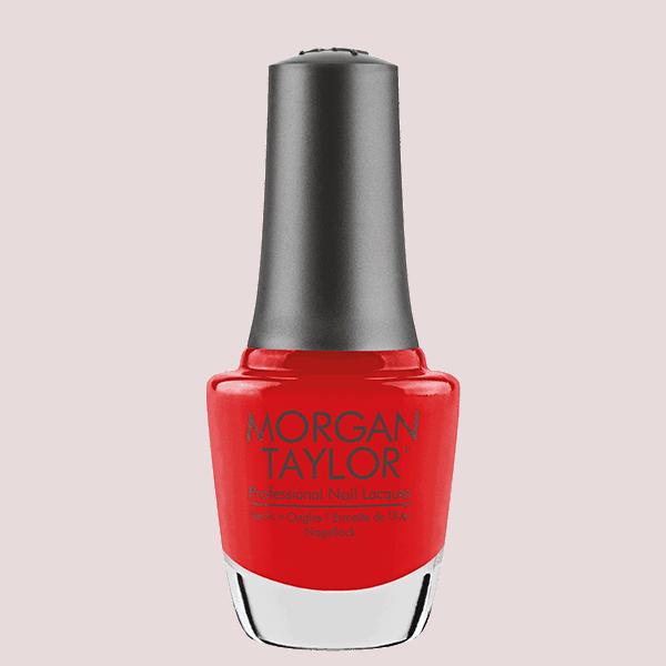 Morgan Taylor 50023 Hot Hot Tamale