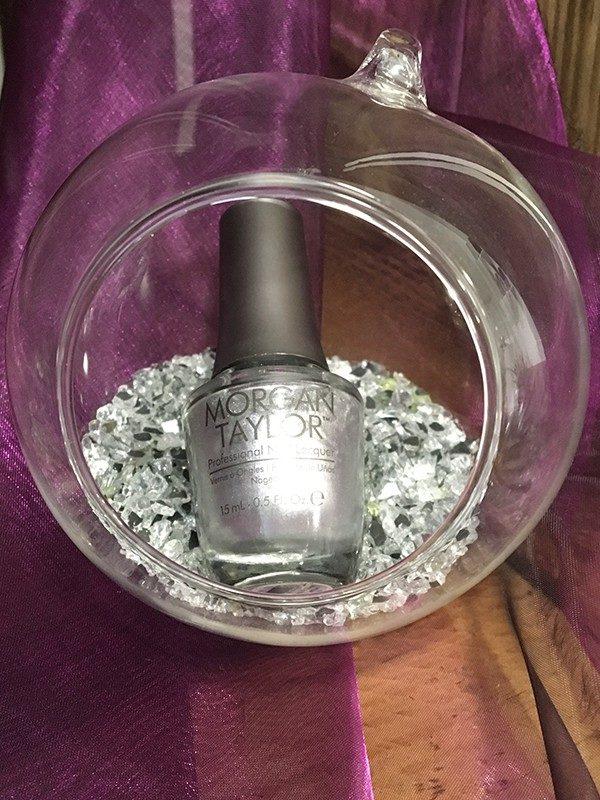 Morgan Taylor 50118 Oh Snap Its Silver