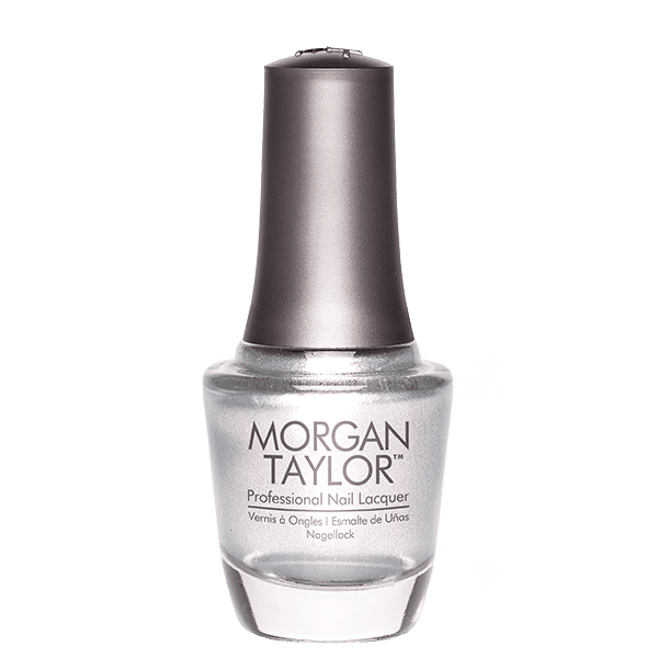 Morgan Taylor 50118 Oh Snap Its Silver