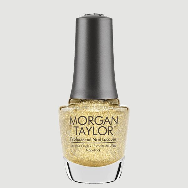 Morgan Taylor 3110285 Ice Cold Gold