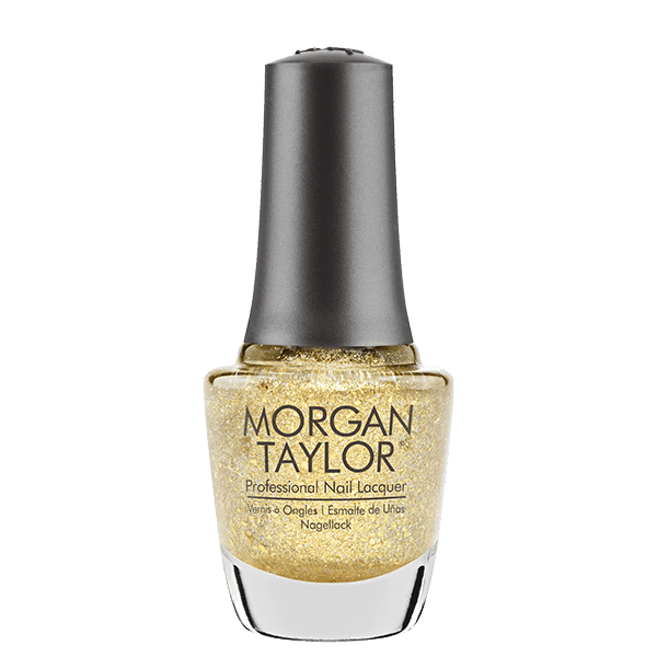 Morgan Taylor 3110285 Ice Cold Gold