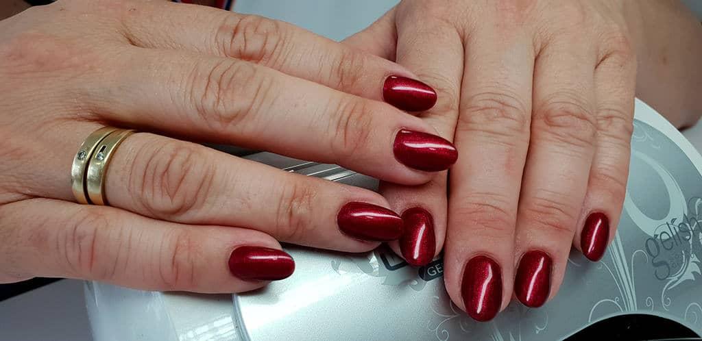 Refill Acryl & Fullcover in Rot